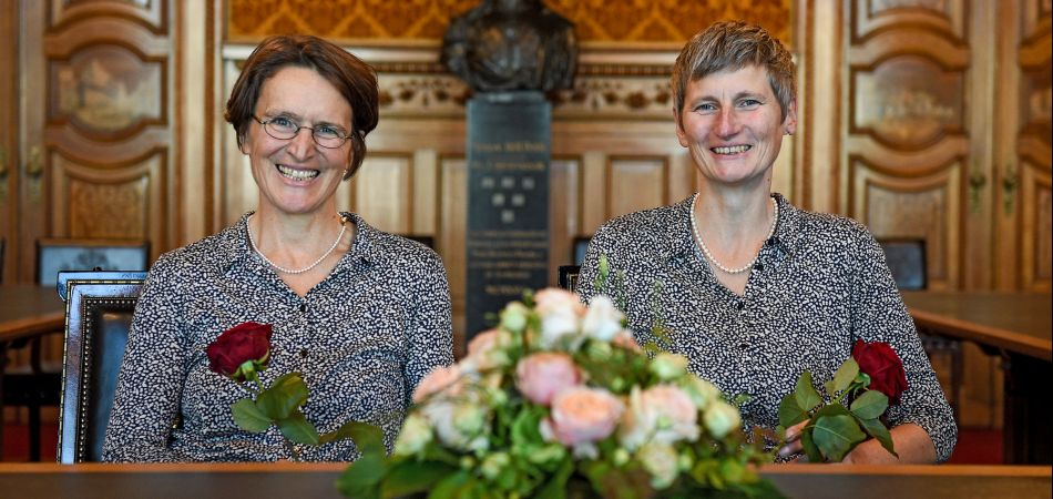 Marriage for all: Marion and Undine Maria Eggers waited 17 years for this moment.