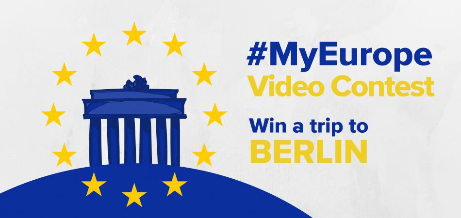 #My Europe short film competition