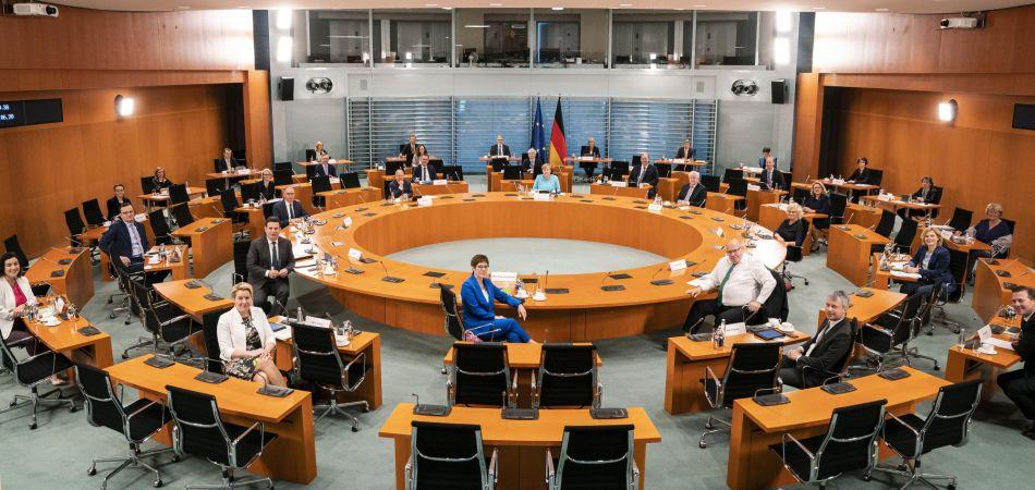 Kabinett beschließt EU-Programm