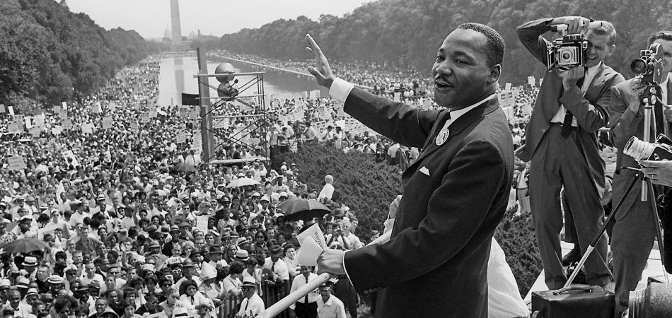 Martin Luther King recibió en 1964 el Nobel de la Paz
