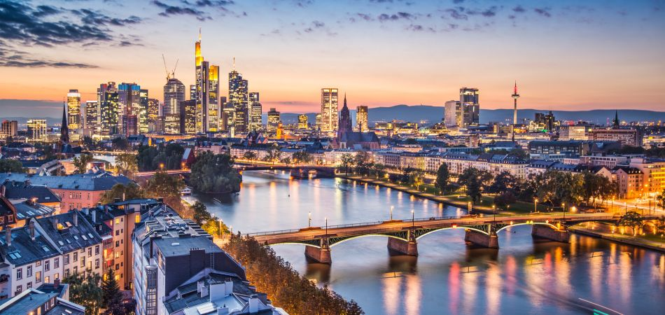 Frankfurt boasts 15 museums for visitors to discover.