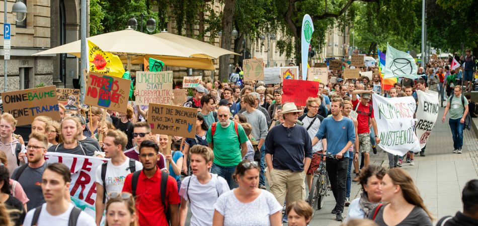 Fridays for Future: Jugendprotest beeinflusst Politik.
