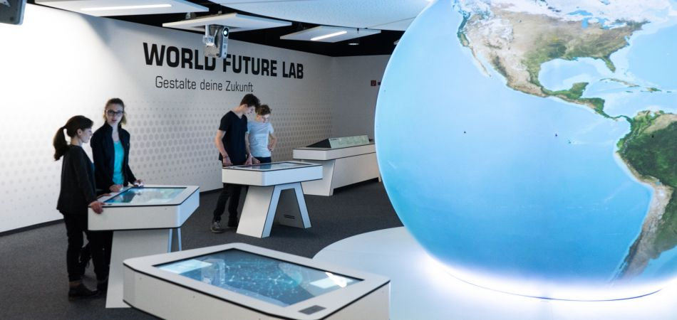 World Future Lab im Klimahaus Bremerhaven