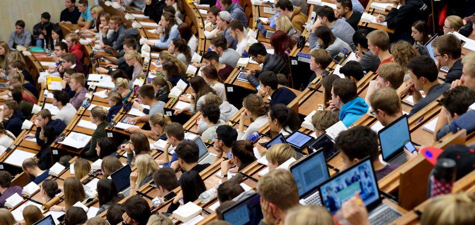 Hochschulranking Deutschland
