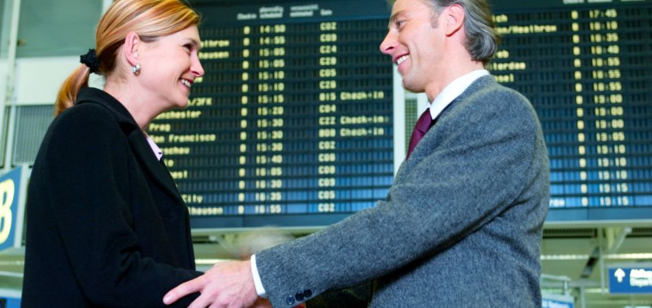 Business Etiquette In Germany Handshake