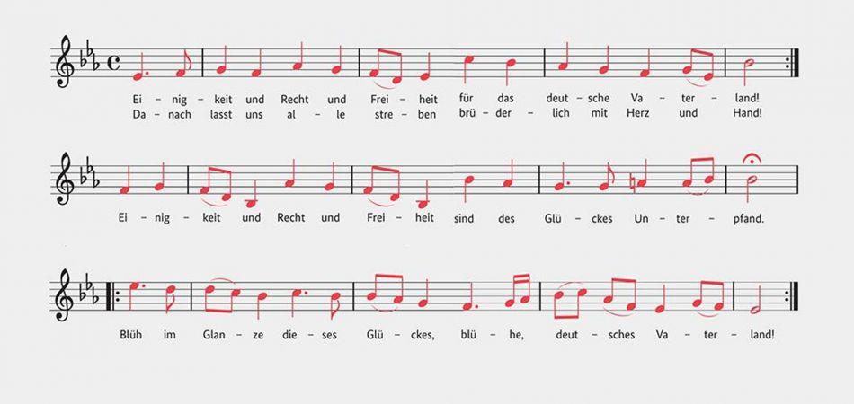 Nationalhymne Deutsch