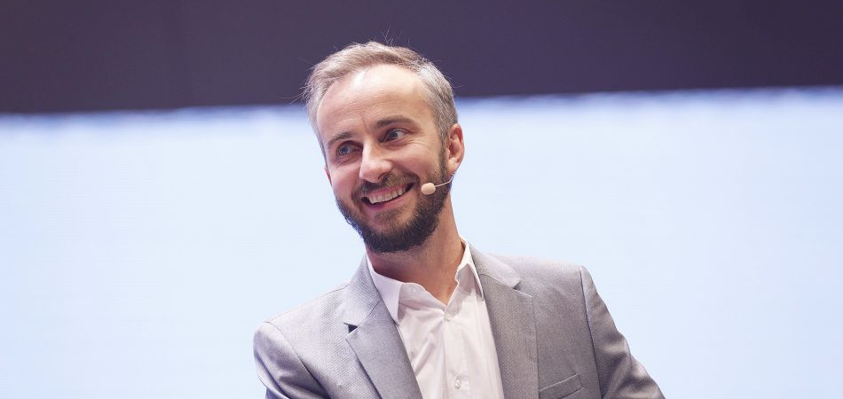"Jan Böhmermann's vision: ""United States of Europe"""