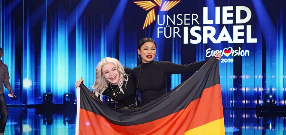 Carlotta Truman and Laurita Spinelli will represent Germany in Tel Aviv in May