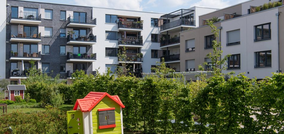 Construction in Germany: demand for housing is increasing in the cities.