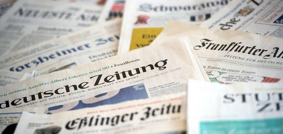 National Newspapers  DeutschlandDe  How Germany Ticks