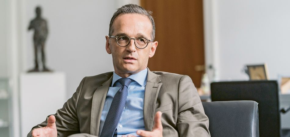 Federal Foreign Minister Heiko Maas