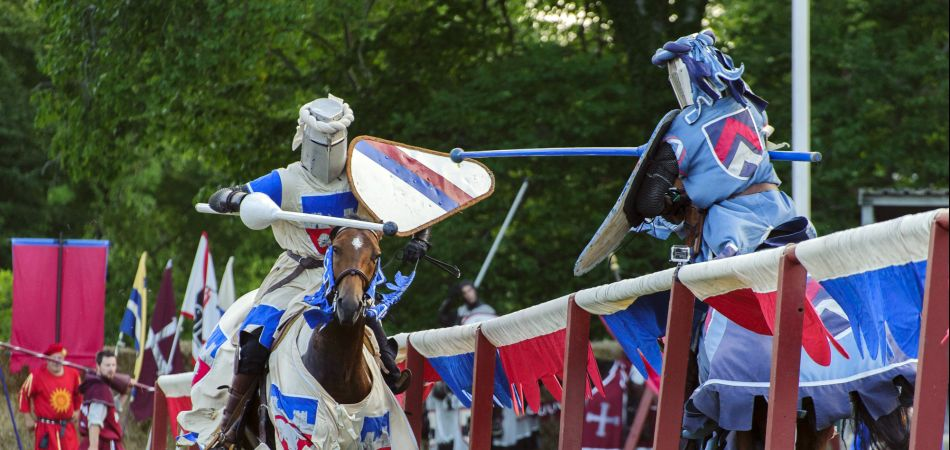 The Middle Ages brought to life: mediaeval festivals