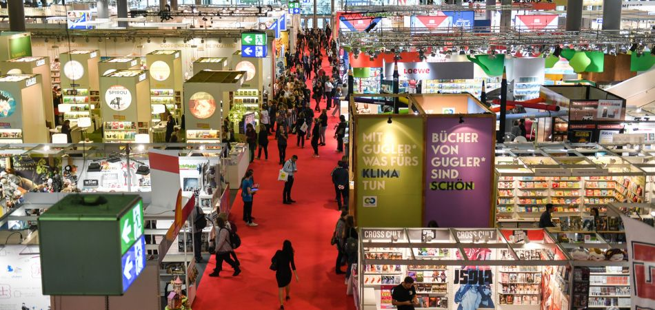 Impressions from the 2019 Book Fair
