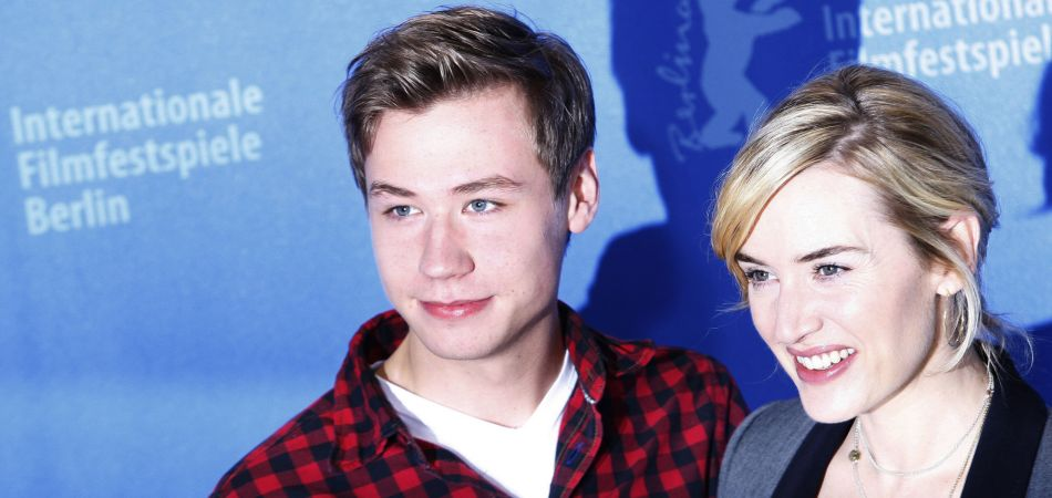 Le Lecteur : David Kross et Kate Winslet à la Berlinale.