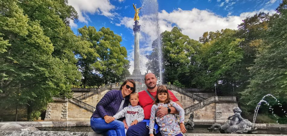 The expat Spomenka wants to help other families gain a foothold in Munich.