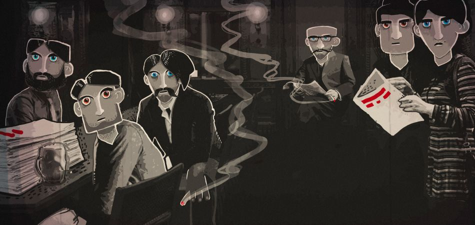 """Through the Darkest of Times"" – ein Videospiel ohne Helden."