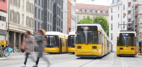 Use of public transport stagnates