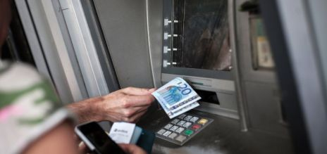 Cash machines are more secure