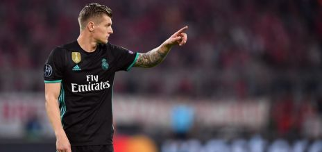 Kroos eyes further CL history