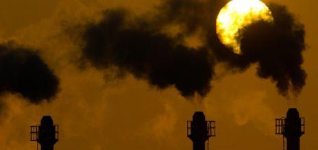 Industrie reduziert Treibhausgas