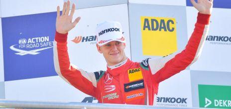 """Der """"kleine"""" Schumacher"""