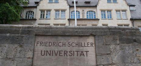 Nachhaltigkeits-Lehrstuhl in Jena