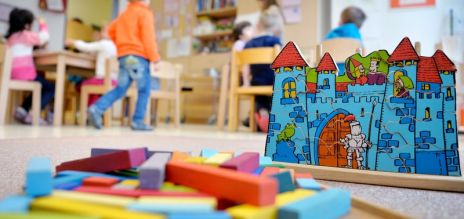 Childcare in German enterprises