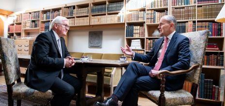 German president visits Iceland