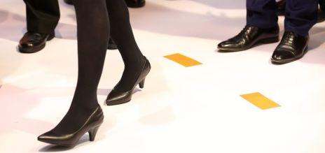 Frauenanteil in Chefetagen steigt