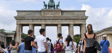 Tourism booms in Germany