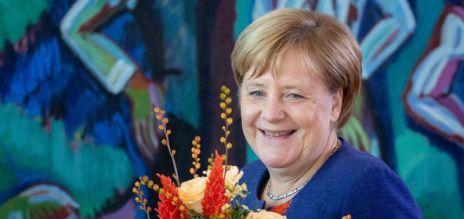 Merkel erhält Ehrendoktorwürde