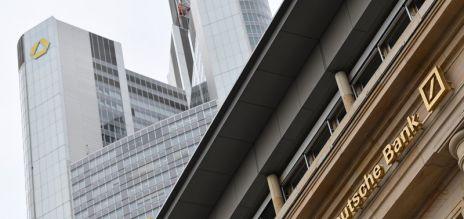 Deutsche Bank, Commerzbank merger