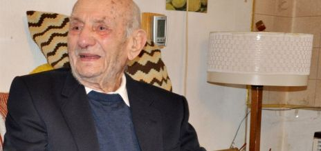 Germany's oldest man turns 113