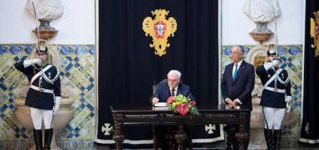 Steinmeier lobt Portugal-Reformen
