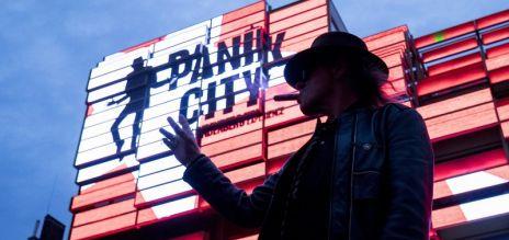 Udo Lindenberg eröffnet Panik City