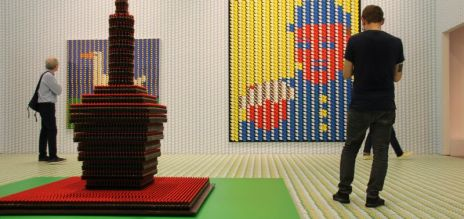 New York: Berlin artist Bayrle show