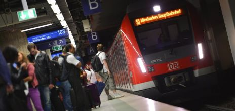 Record rail and bus data
