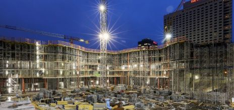 Construction sector boom continues