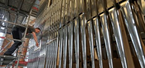 Orgelbau als Kulturerbe nominiert