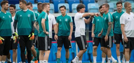 Germany is ready for South Korea