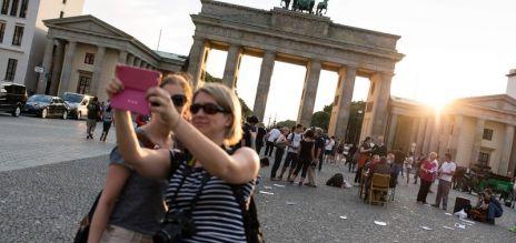 Tourismusboom in Deutschland