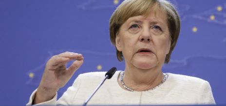 Leadership honours for Merkel