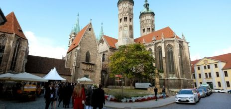 Naumburg Cathedral: UNESCO honours