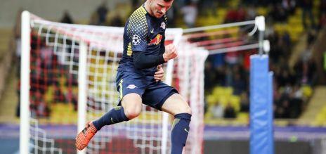 Leipzig schlägt AS Monaco deutlich