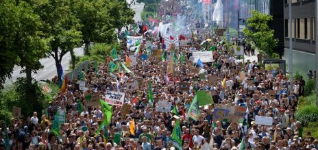 Jugend will Wandel im Klimaschutz