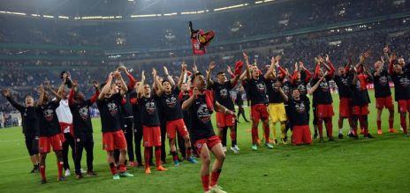Frankfurt to meet Bayern in final
