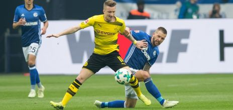 Schalke aim to defeat Dortmund