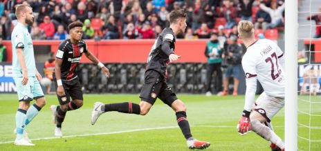 Leverkusen beat Mainz