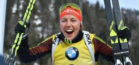 Wintersportler wollen siegen