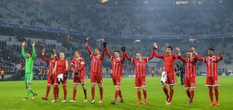 FC Bayern siegt 5:0 gegen Besiktas